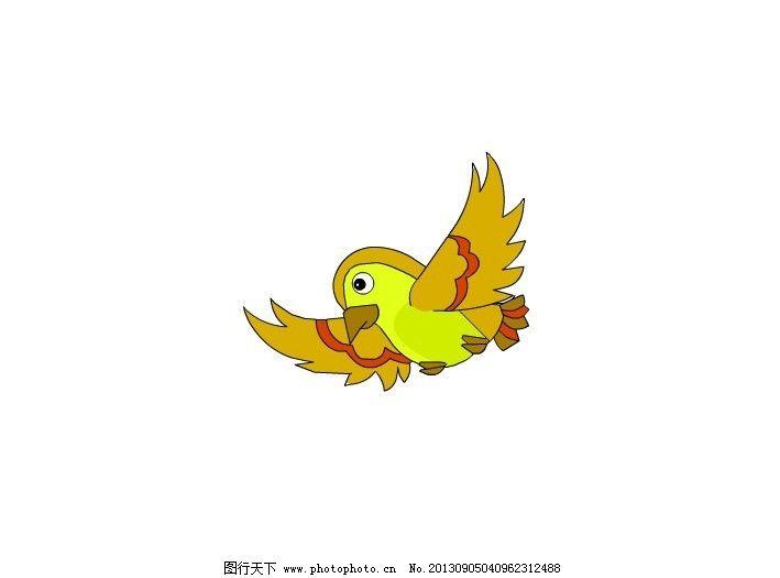 小鸟卡通图片大全