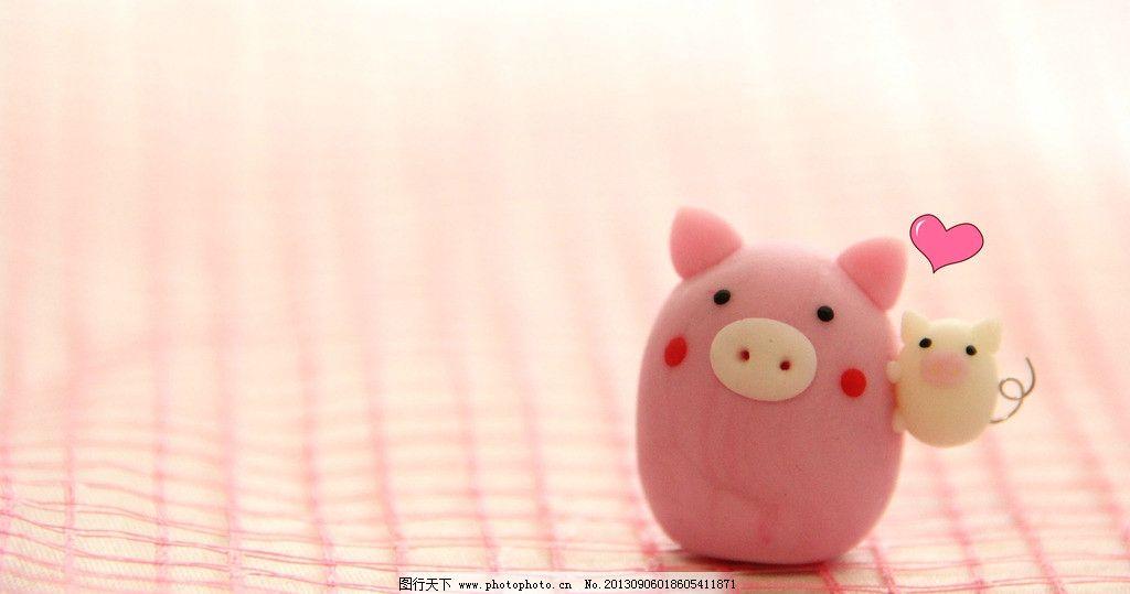 小猪佩奇彩泥手工制作大全动物