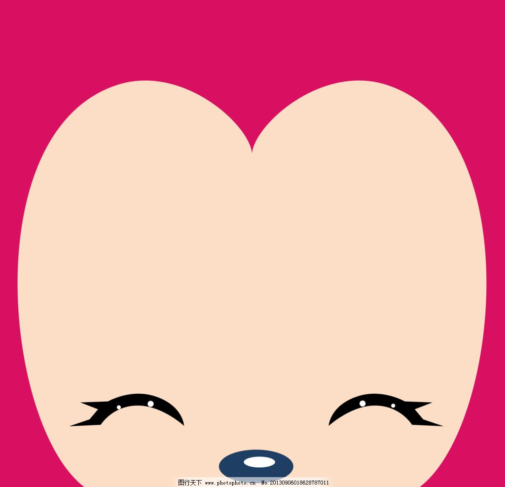 ali表情 阿狸      眼睛 微笑 桃子 其他 动漫动画 设计 28dpi png图片