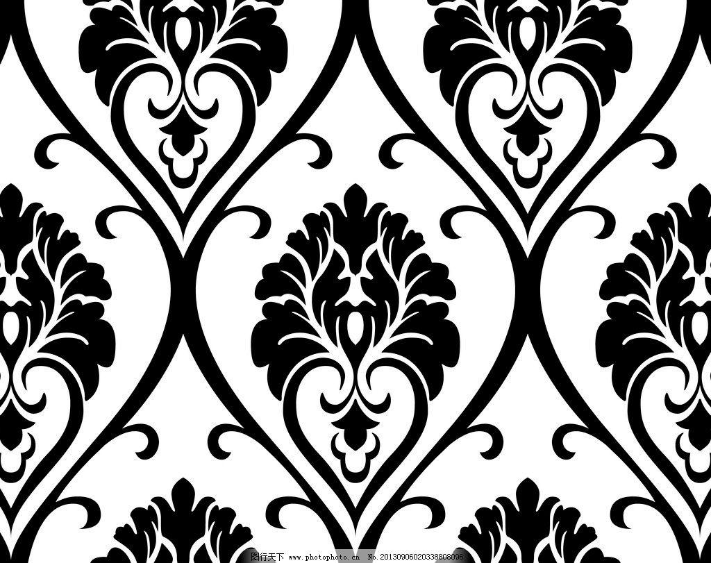 欧式花纹 欧式 玻璃 花纹 磨花 大花 花边花纹 底纹边框 设计 100dpi