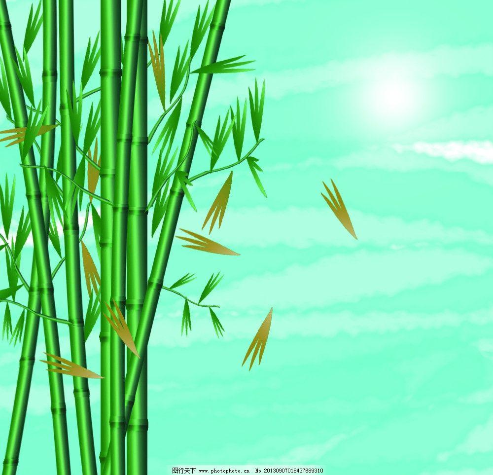 幼儿园竹子自制玩教具