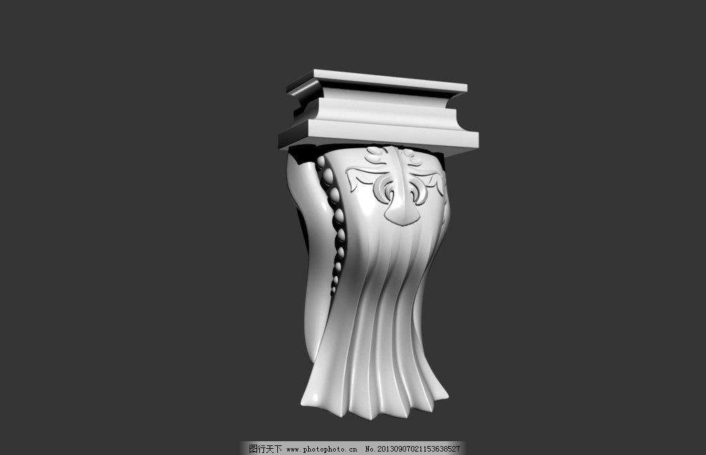 欧式模型 模型 室内模型 欧式线脚 雕塑 雕塑模型 欧式构件 欧式构件图片