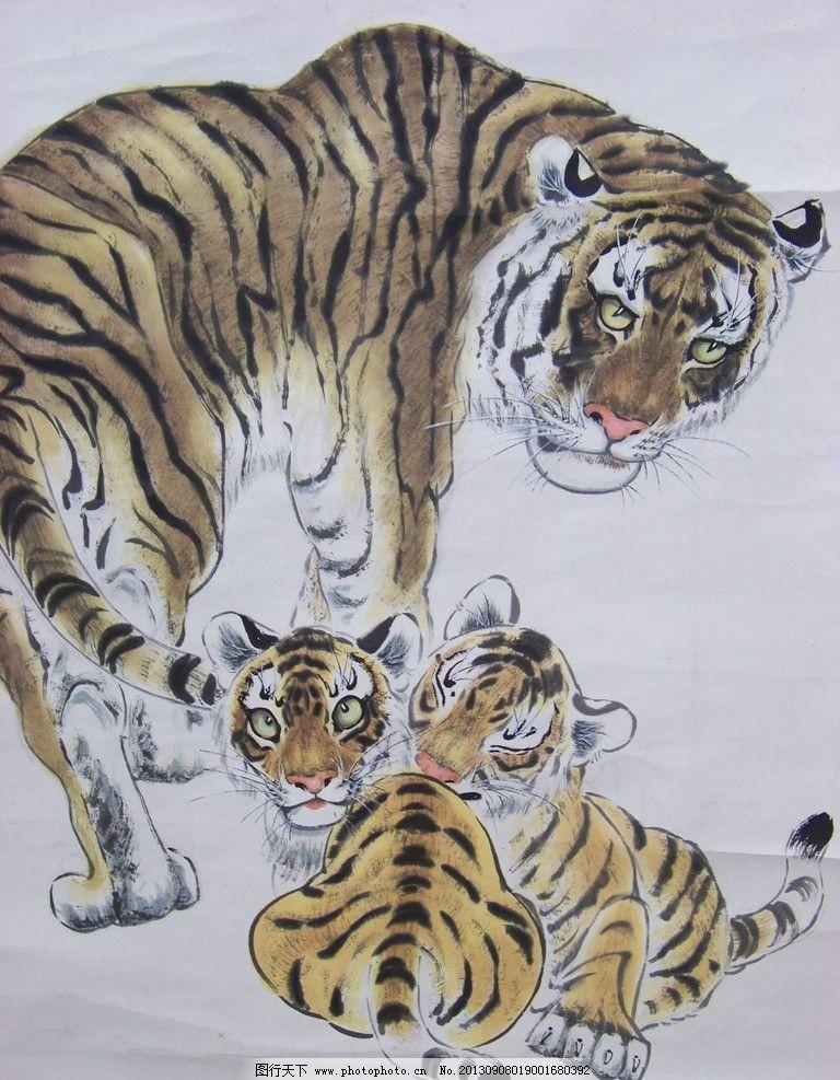 国画动物图片