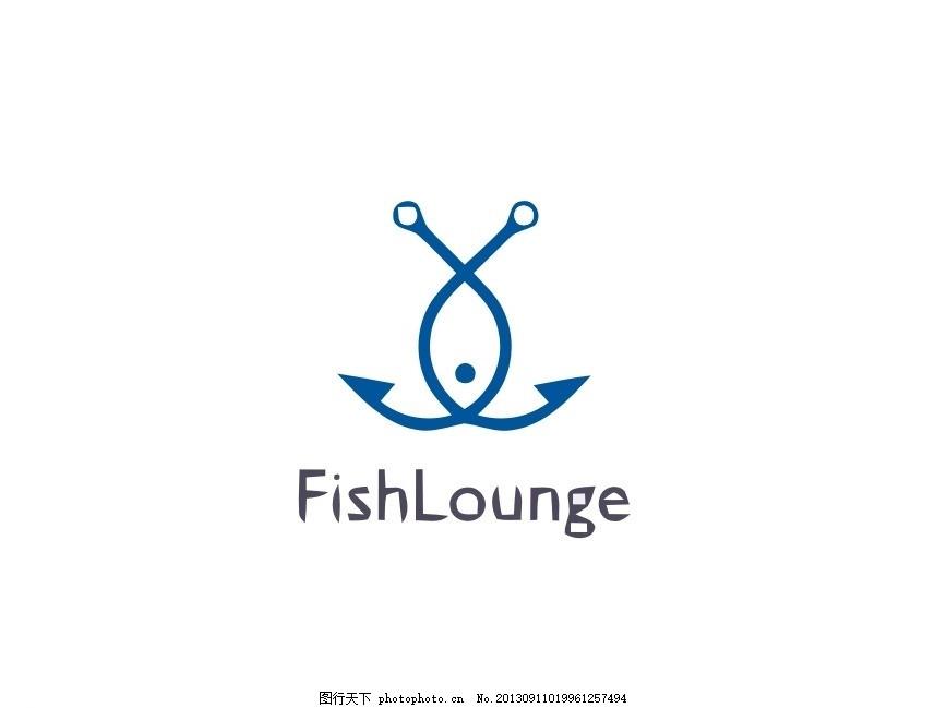 鱼钩logo