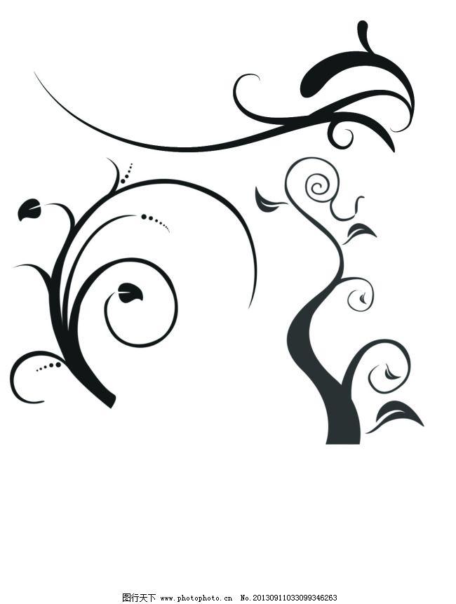 装饰花纹简笔画