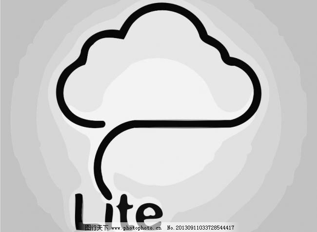 标识 白云logo矢量素材 白云logo模板下载 白云logo 云 白云 云朵