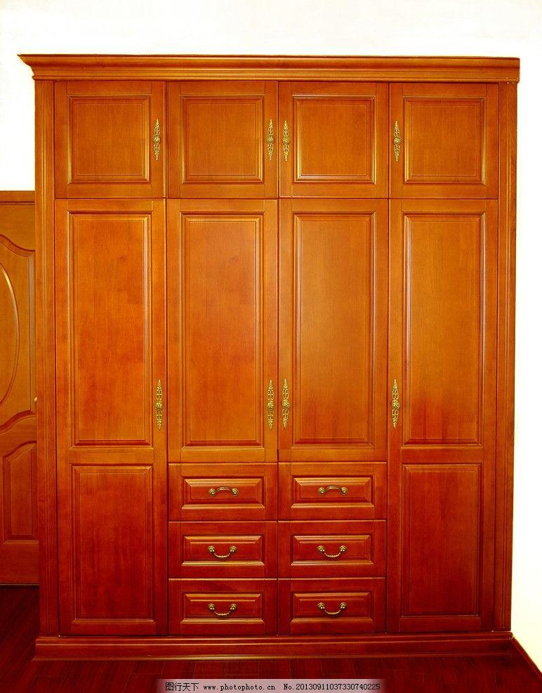 衣橱 实木衣橱 家居生活 家居用品 实木 橱柜 木纹 实木家具 生活百科