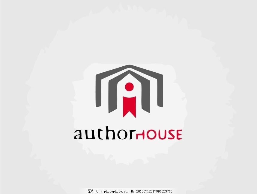 书本logo 书籍 书本 课本 阅读 外国 国外 西方 欧美 西式 欧式 美术