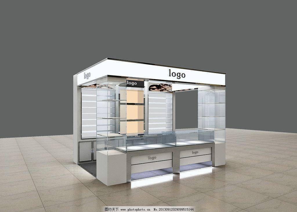 展柜施工图设计