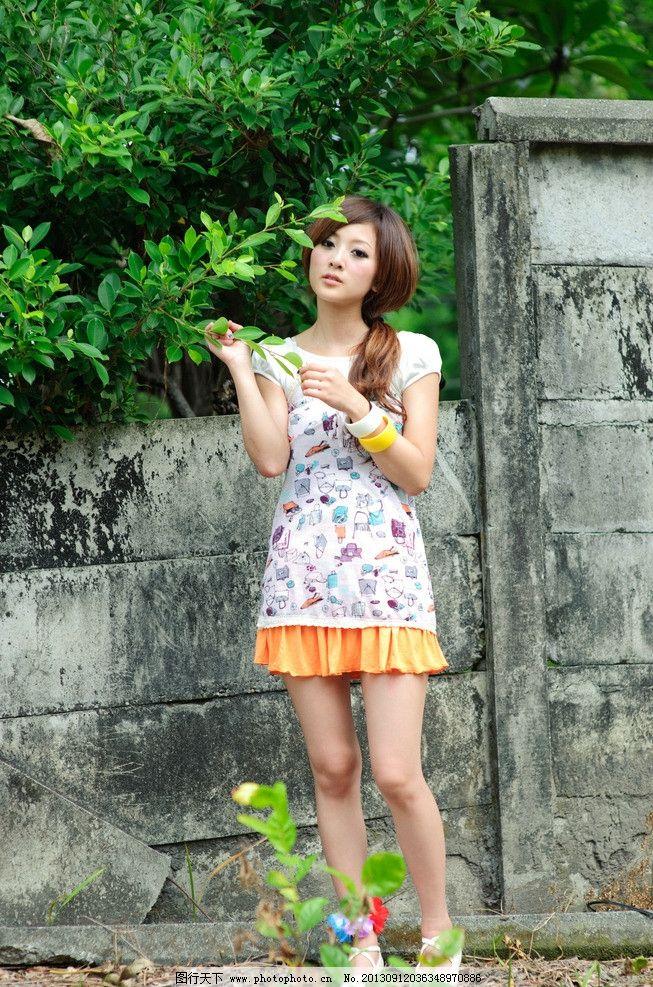 果子mm 台湾美女 网拍美女 美女 清纯 可爱 果子 人物摄影 人物图库