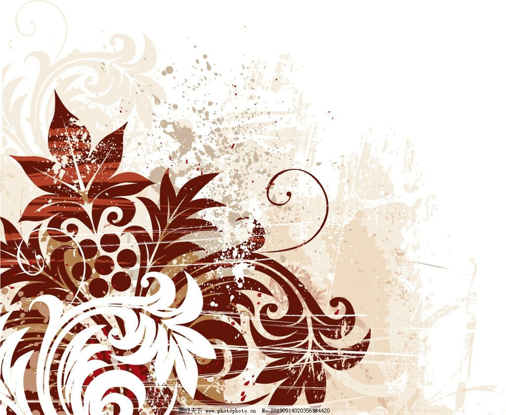 条纹 炫彩 欧式花纹 古典花纹 潮流底纹 海报素材 商务卡片 名片素材