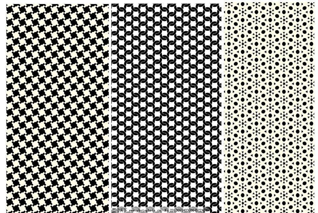 四方连续图案图片