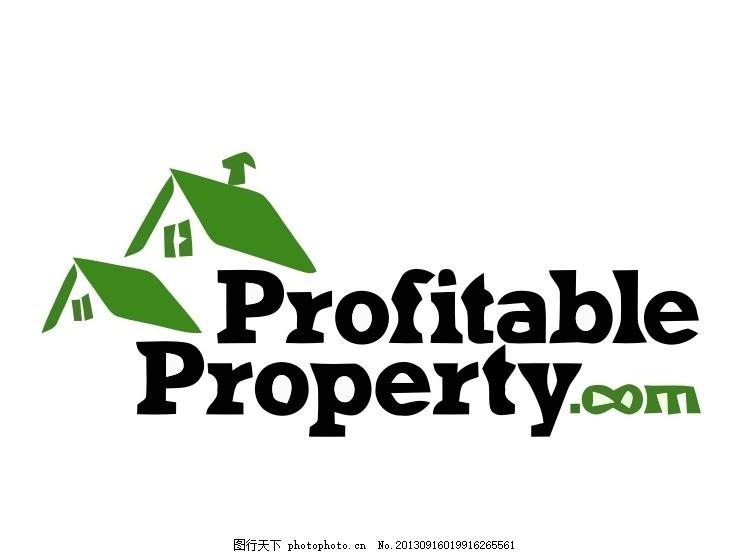 logo 房子 房屋 屋子 地产 房地产 外国 国外 西方 欧美 西式 欧式 美