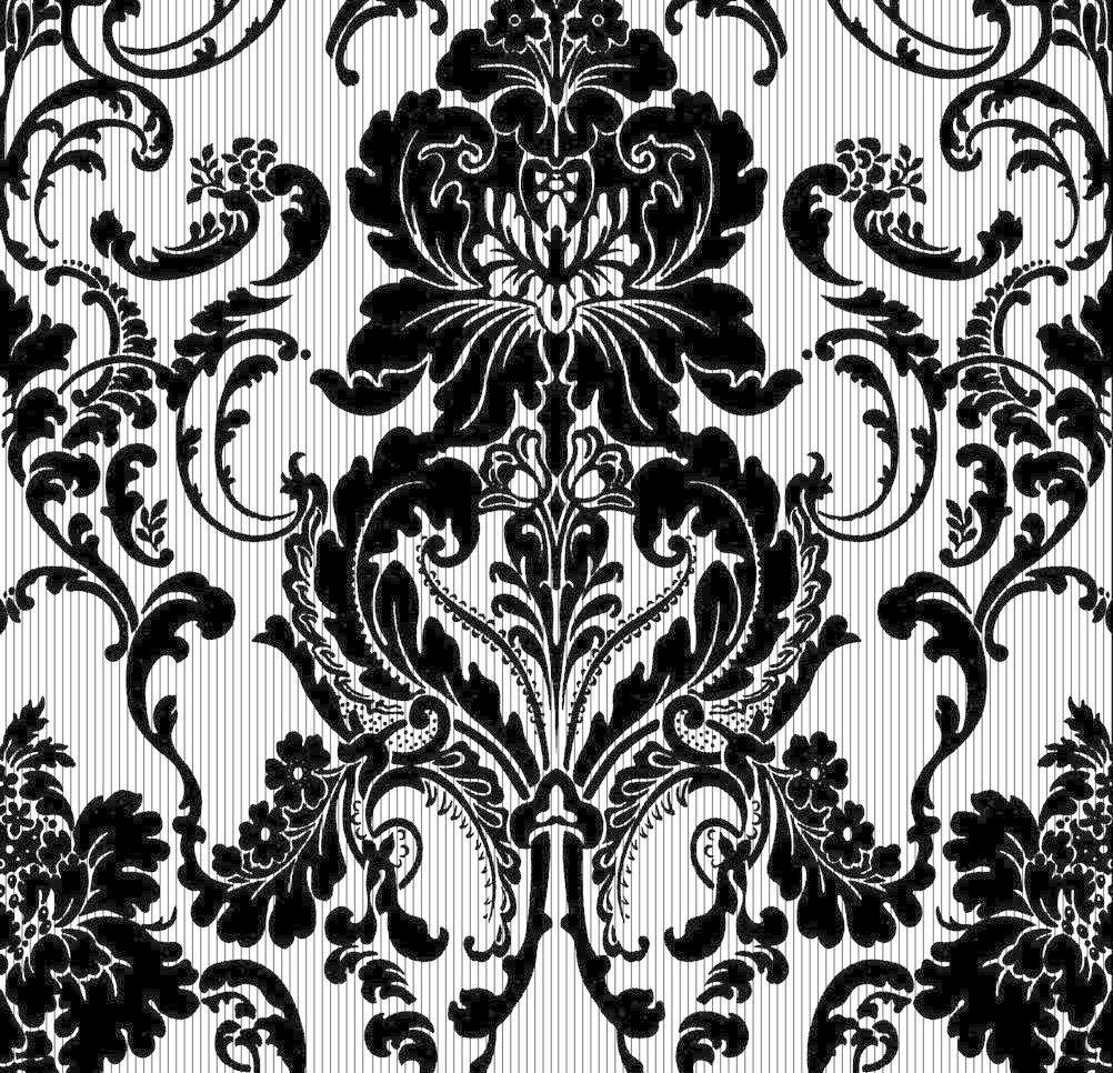 300dpi psd psd分层素材 壁纸 古典 黑白 欧式花型 墙纸 源文件 欧式图片