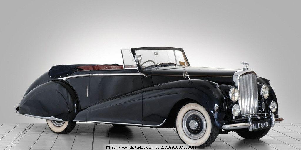 老爷车 劳斯莱斯 轿车 豪华轿车 汽车 老式轿车 豪华车 交通工具 现代