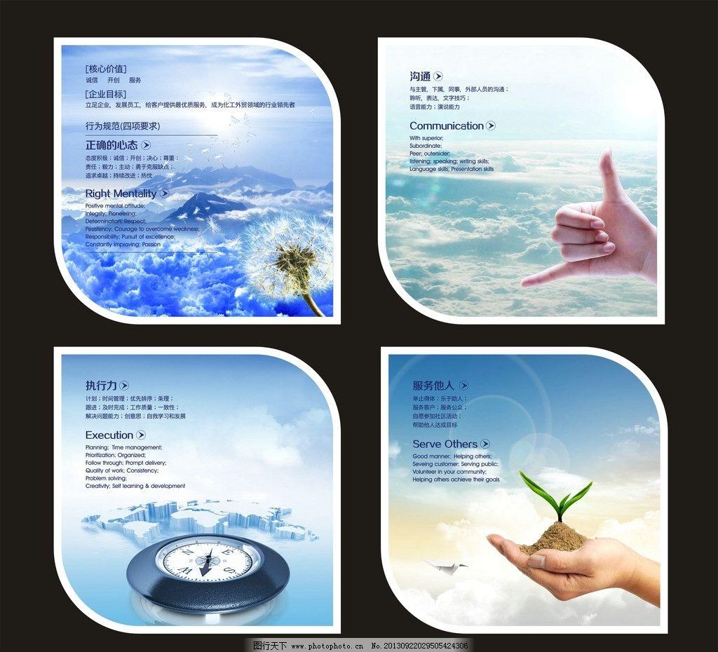展板 企业文化素材 诚信天下 合作共赢领航未来 商务领航 发展历程