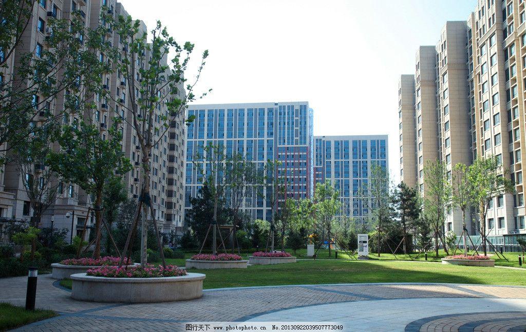 小区景观 住宅小区 小区绿化 园林 住宅绿化 园林建筑 建筑园林图片