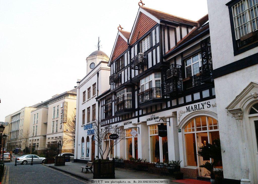 泰晤士小镇 泰晤士 小镇 街道 旅游 欧式建筑 国内旅游 旅游摄影 摄影
