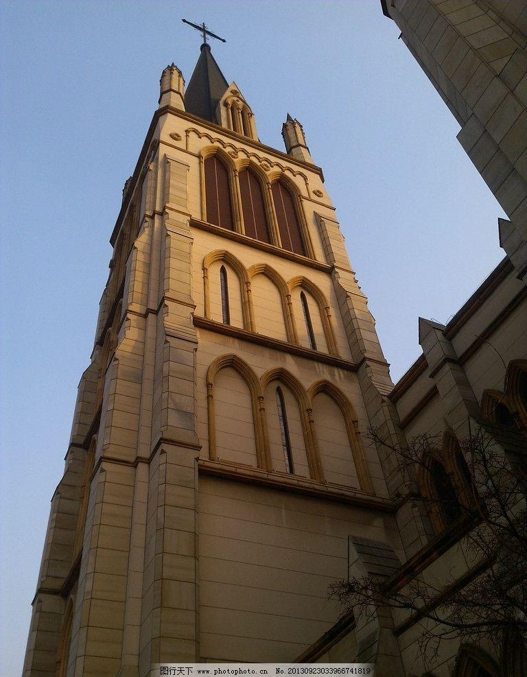 泰晤士小镇 泰晤士 小镇 教堂 旅游 欧式建筑 国内旅游 旅游摄影 摄影