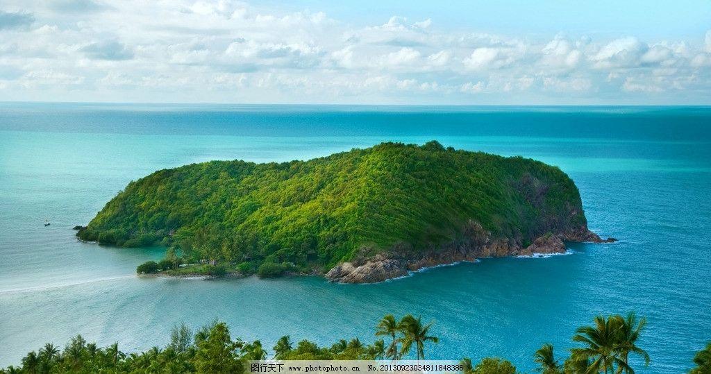海南岛 外国 摄影 风景岛屿 森林 植物 自然风景 自然景观