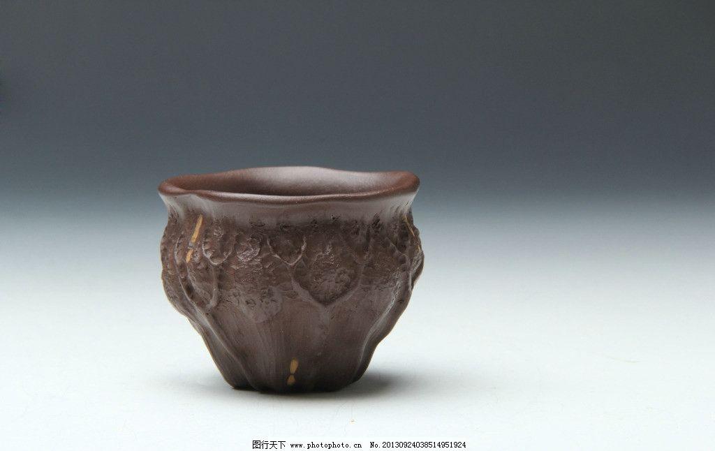 紫砂杯子 紫砂 紫砂杯 陶艺 陶文化 传统文化 文化艺术 摄影 72dpi