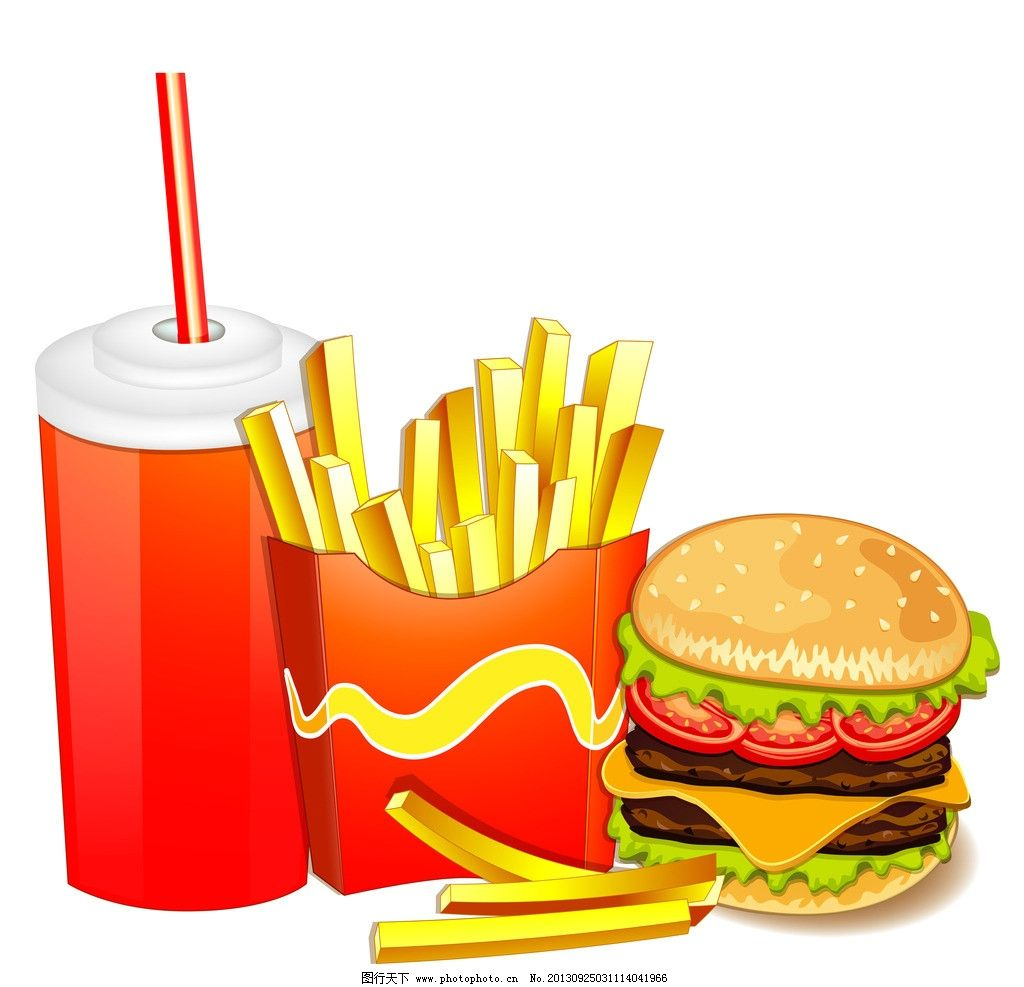 西式快餐图片图片