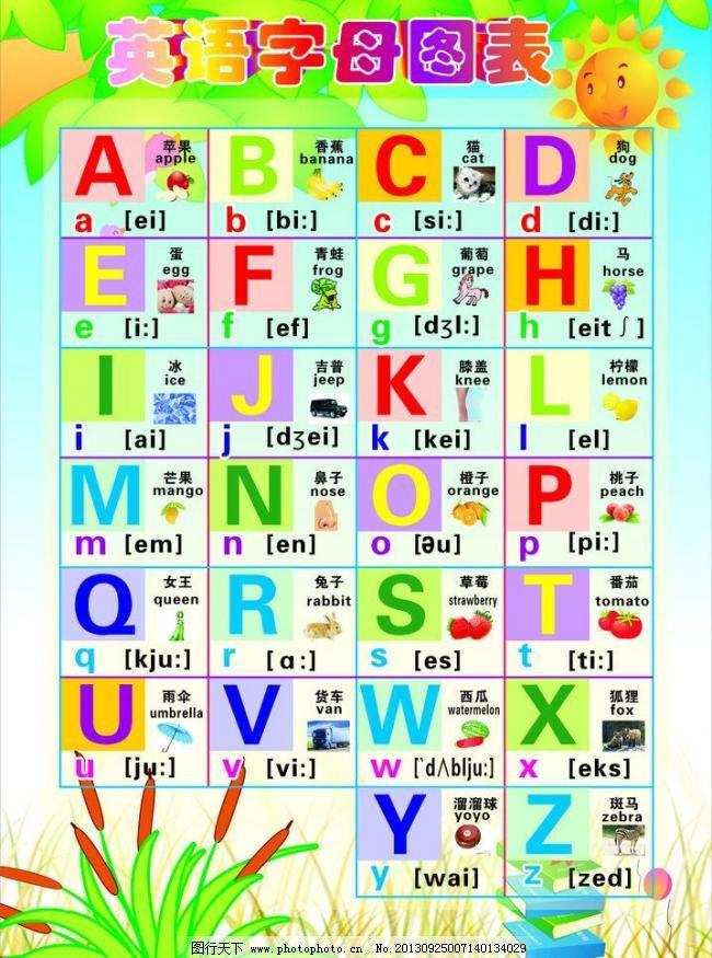 英文字母图表图片_海报背景图_海报设计_图行天下图库