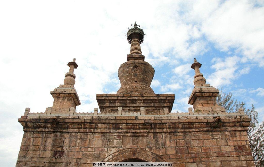 旅游 金刚塔