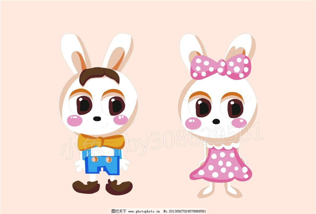 小兔图片图片