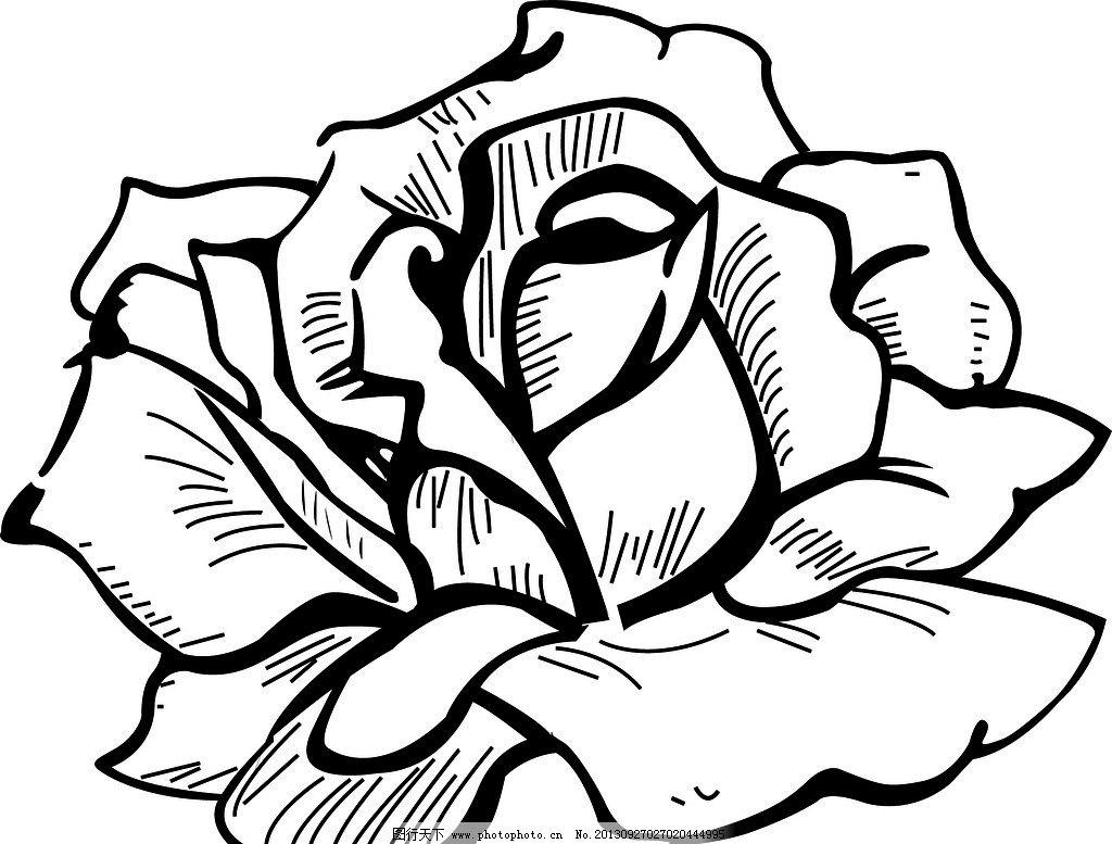 简笔画 设计 矢量 矢量图 手绘 素材 线稿 1024_777-动漫 卡通 漫画 设