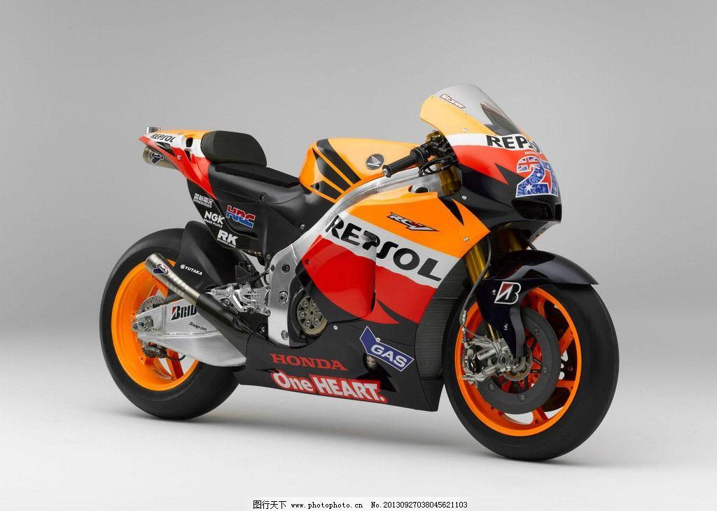 本田摩托 本田 摩托车 赛车 跑车 motogp rc213v 交通工具 现代科技