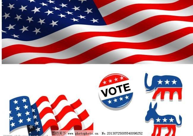 AI,of,USA,标识标志图标,公共标识标志,国旗,徽章