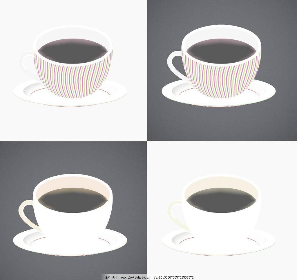 AI,标识,标识标志图标,咖啡杯,咖啡杯矢量图,其他,咖啡杯矢量图矢量素材